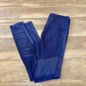 Victoria's Secret Sport Blue Workout leggings